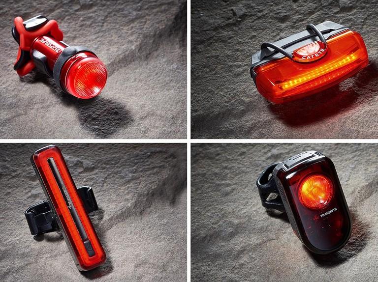 6 of the best: rear lights - BikeRadar