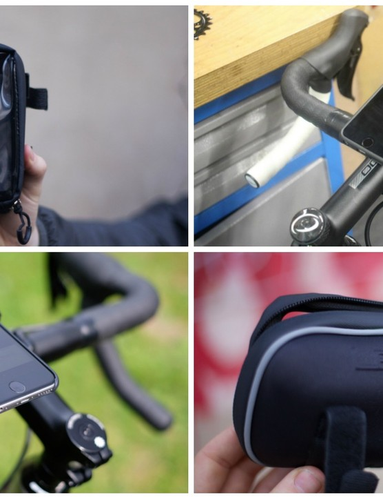 Let's look at the best phone mounts for bicycles