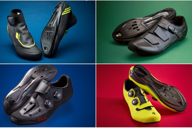 Here's our roundup of the best road cycling shoes