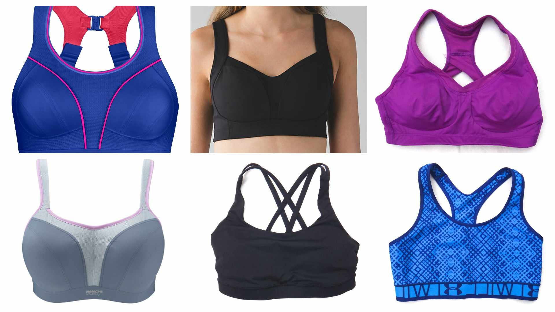 Our pick of the best sports bras for road cycling and mountain biking