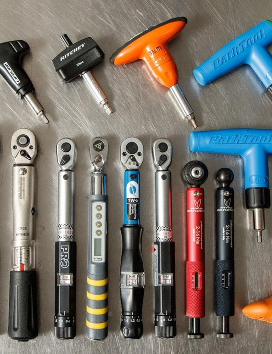 What is the best torque wrench for bicycle repair and maintenace? BikeRadar tested 17 models to find out