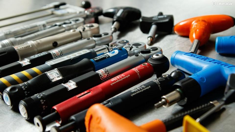 Best torque wrench for bicycle grouptest - BikeRadar