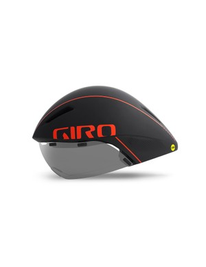 The Aerohead MIPS has a short tail but an extended brow that Giro claims helps direct airflow better