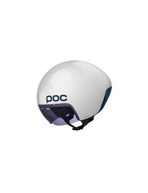 POC's Cerebel uses a stub-tail design to produce good results in a variety of head positions