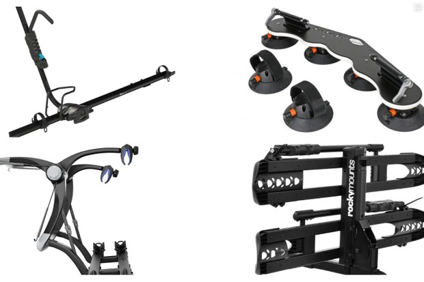 On the roof, trunk or hitch, here's BikeRadar's top rated car racks