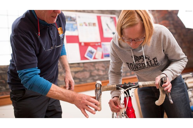 There are some simple things you can do to make your bike fit better, whether it's a women's-specific or unisex model