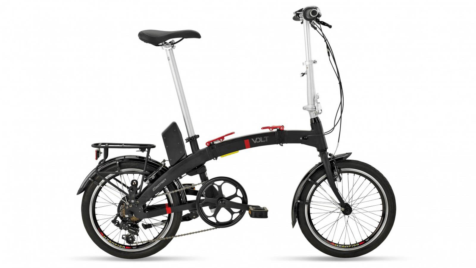 The BH EasyGo Volt has a slightly smaller claimed range than the Tern Vektron and comes in a lot cheaper and lighter