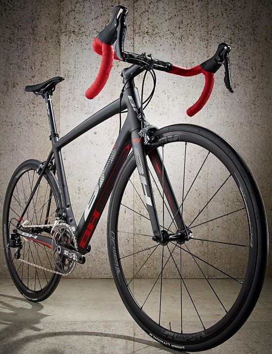 The BH Ultralight Ultegra