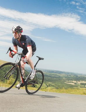 Timed hill climbing can be be a very useful guide for monitoring fitness changes