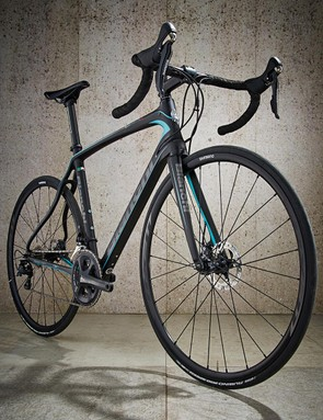 The geometry makes for a bike that handles quickly without being twitchy