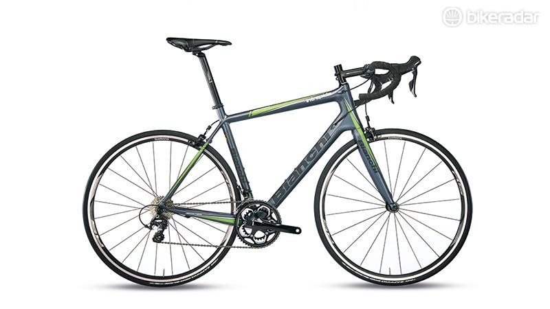 If you're looking for celeste, the Bianchi Intrepida's stock paint job may disappoint