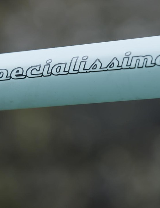 The name signifies the pinnacle of Bianchi's expertise