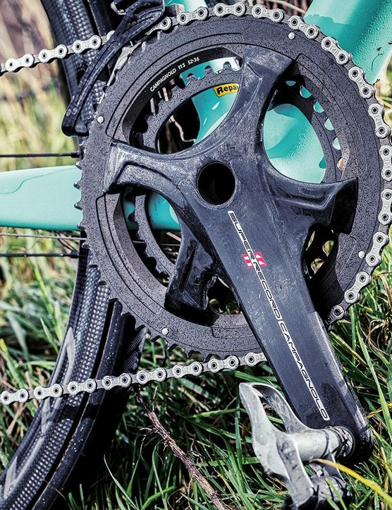 Campagnolo Super Record is Italian precision engineering at its finest