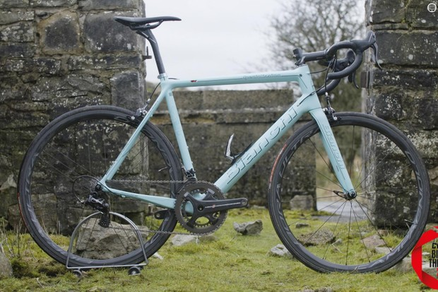 Bianchi's Specialissima is an enthralling ride that too few will get to experience