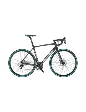 Bianchi Impulso disc road bike