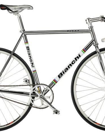 Bianchi Pista fixed