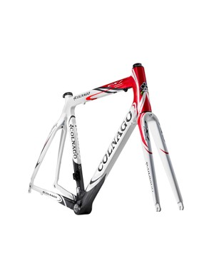 The new CX-1 is modular monocoque frame with shaped tubing up front and a semi-integrated headset