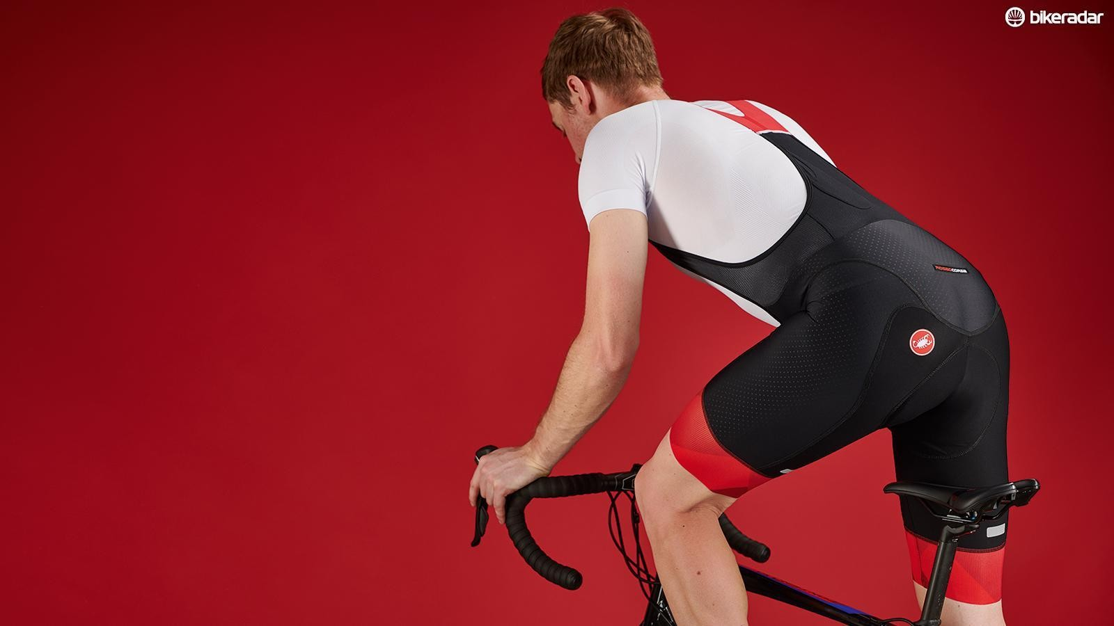 Bibshorts are particularly comfortable for long distances