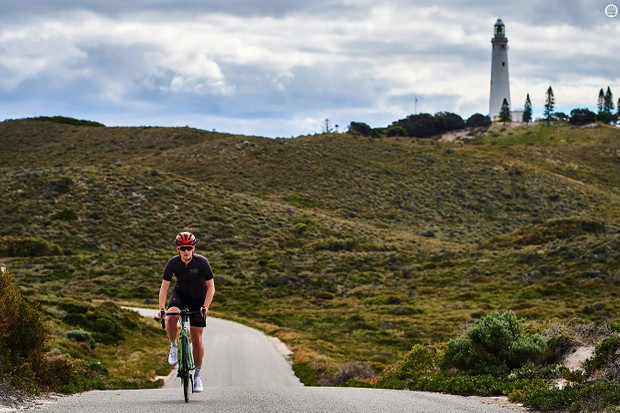 We visited the tiny island of Rottnest in Australia
