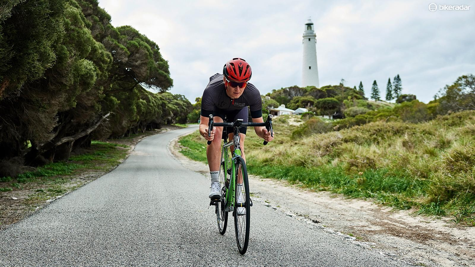 Rottnest's lighthouse, an omnipresent feature of the island