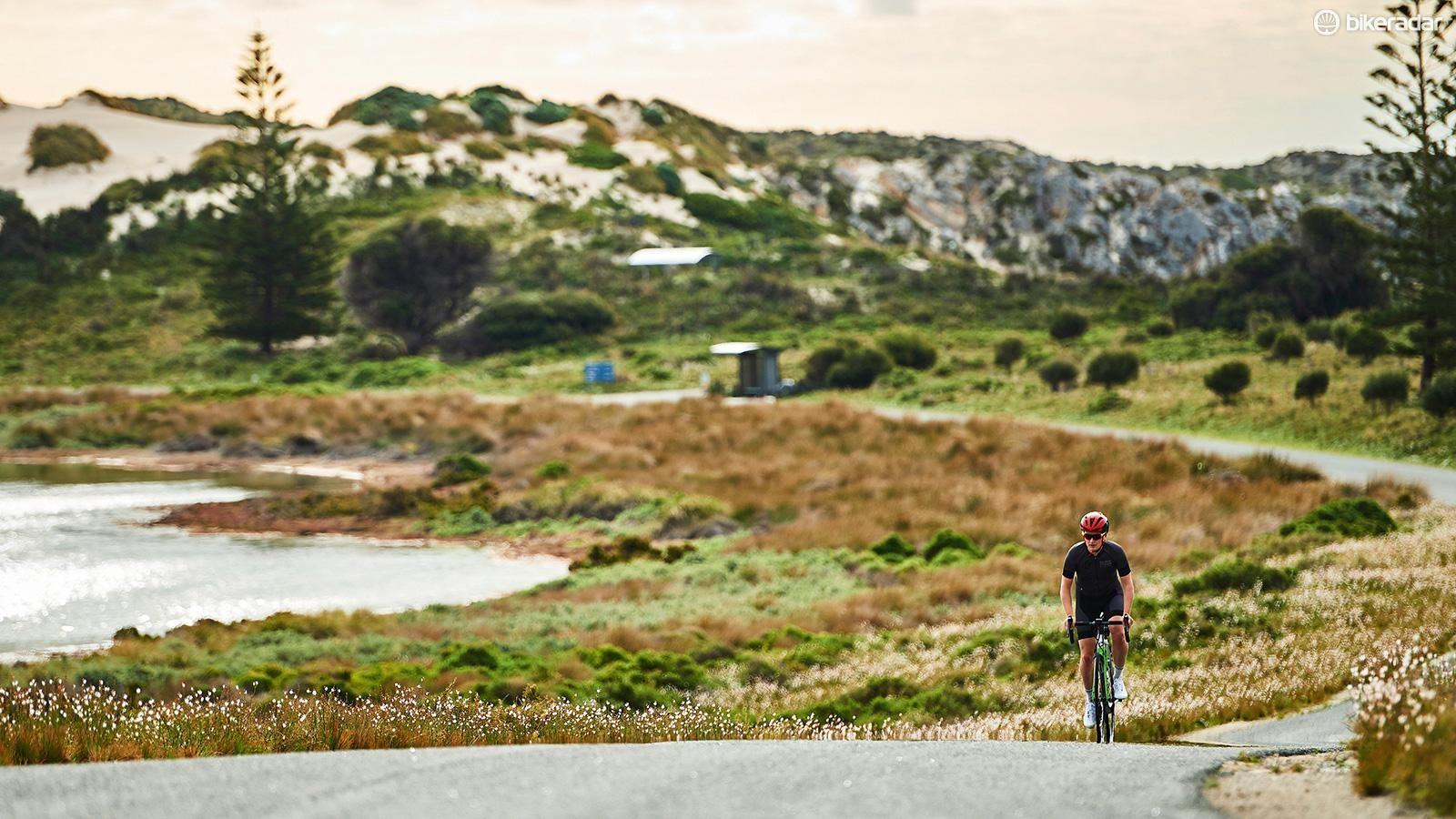 Free of motor vehicles, Rottnest is a cycling paradise