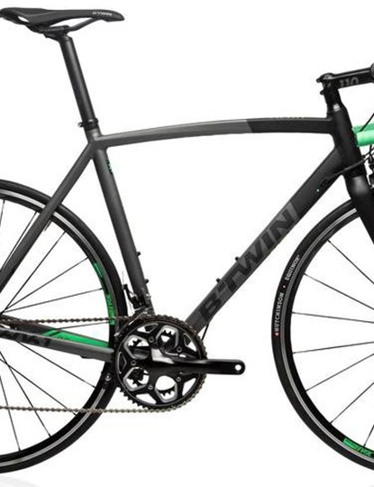 At £599 for a 105 equipped bike, this B'Twin is one of the best value road bikes currently on the market