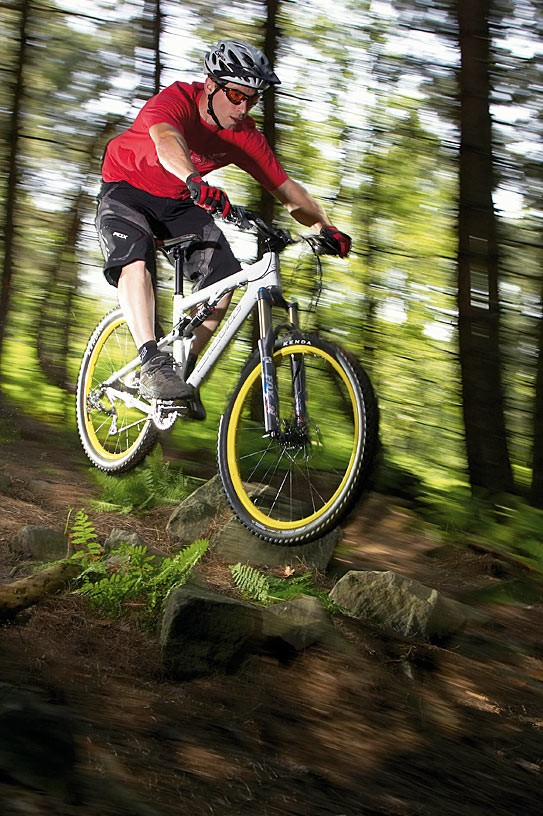 How to ride technical trails