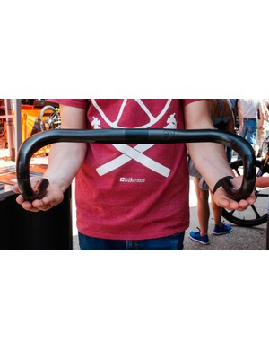 A fairly conventional drop bar is also available
