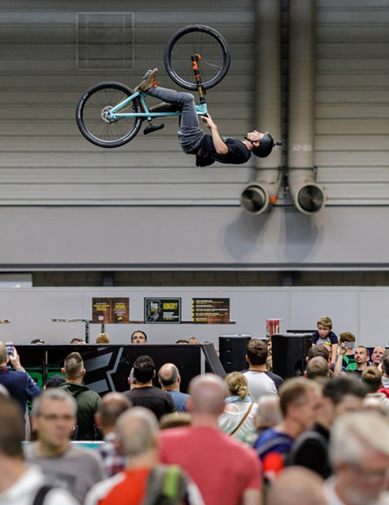 The Extreme Bike Battle will have pros throwing down some impressive tricks