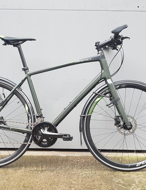 The Giant Rapid 0 will be whisking me to and from work all year