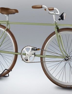 Women, on the other hand, are way more likely to attach the chain to the front wheel