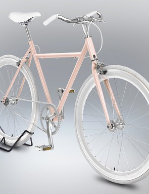 This bike would break if you actually tried to ride it