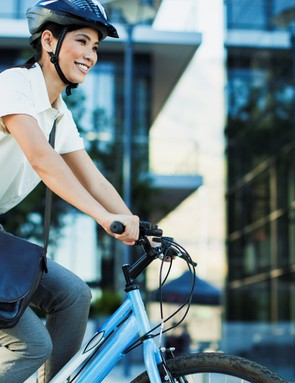 We like the idea of being 'paid' to ride to work
