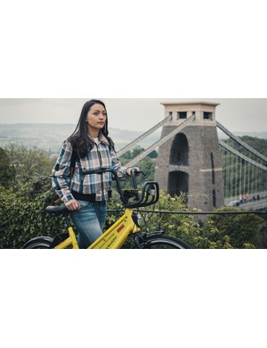 YoBike has debuted its bike sharing scheme in the city of Bristol