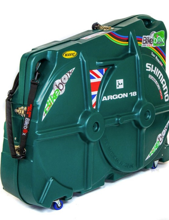 The GPRS Race from BikeBoxAlan is a benchmark in the world of hard cases