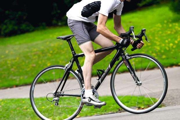 A properly set up bike will both look and feel right