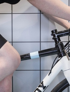 The top tube has been a misleading measurement since the first signs of sloping tubes