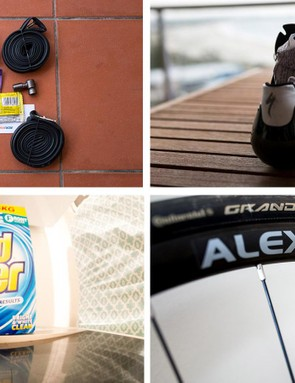 Check out some simple bike everyday bike hacks