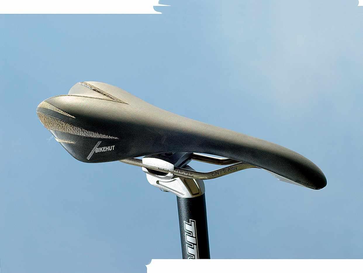 Bikehut Carbon Race Saddle