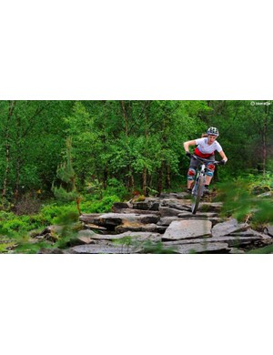 Surfaced and maintained bike parks mean hours of riding fun