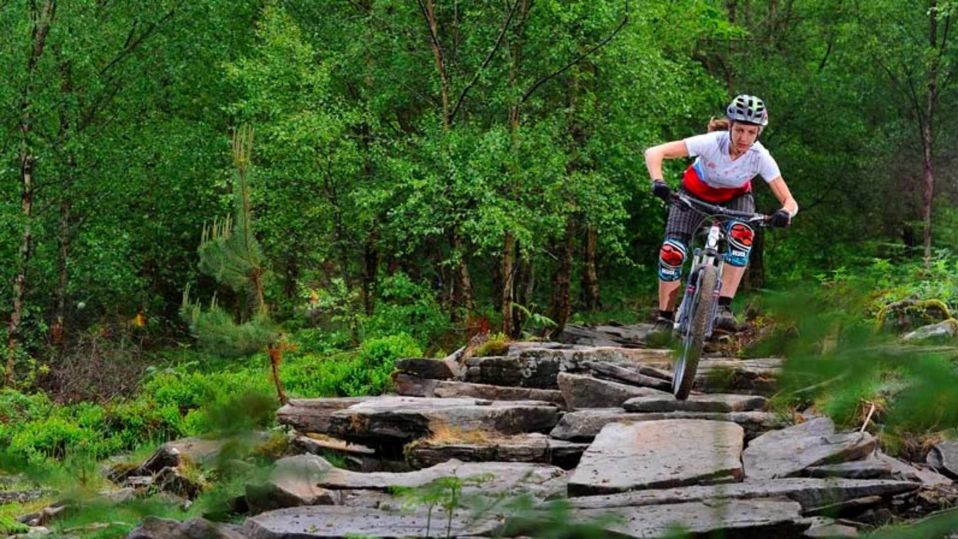Bike Park Wales is committed to encouraging more women into the sport