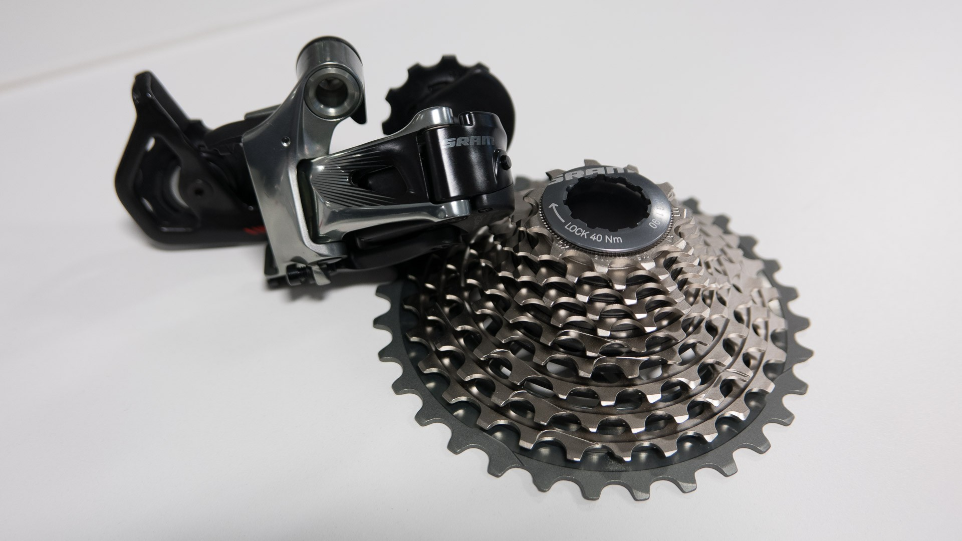 It's the most fly groupset out there: SRAM's WiFLi means shifting with no wires