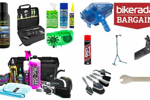 BikeRadar Bargains – cleaning, tools and maintenance