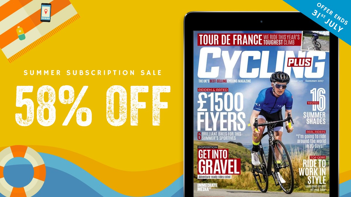 Cycling Plus is the manual for the modern road cyclist