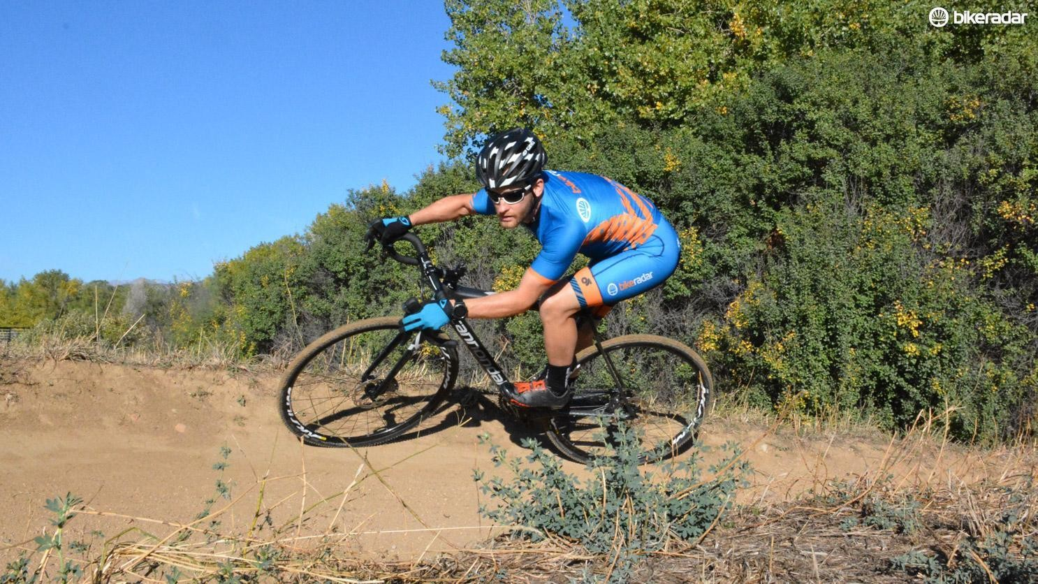 Tires are everything in cyclocross, but the pressure is just as important as the tread design