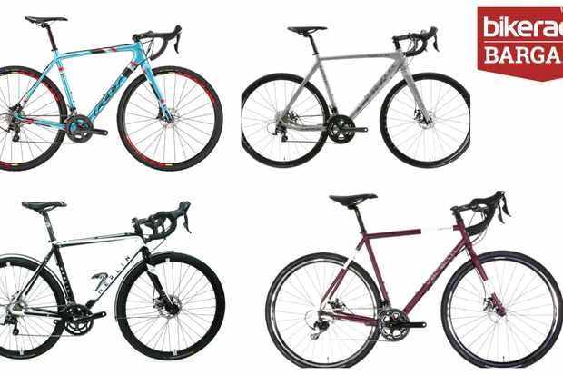 BikeRadar Bargains: gravel and adventure road bikes
