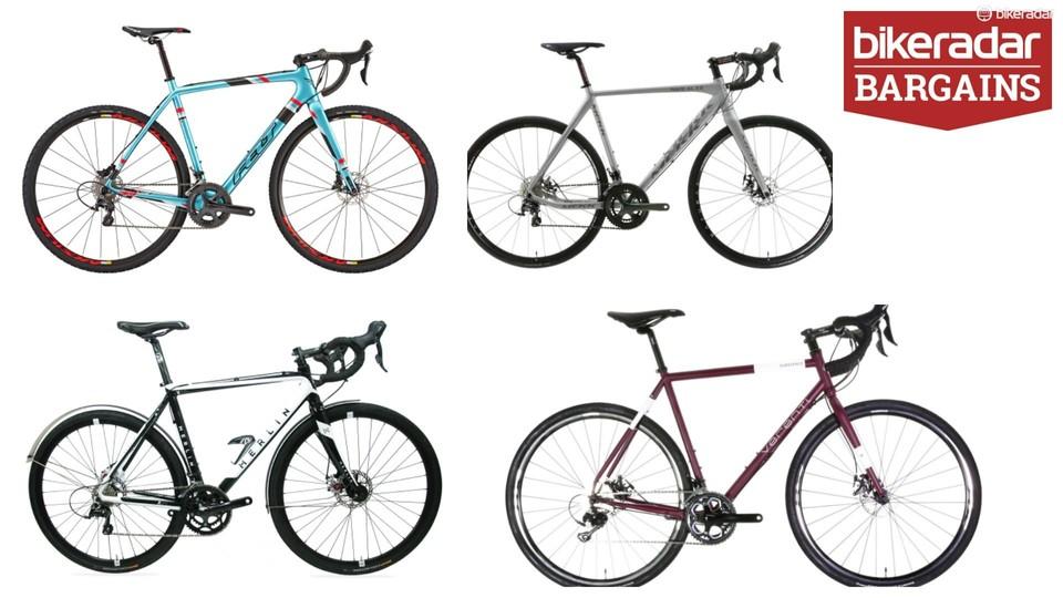 BikeRadar Bargains: Gravel and adventurous road bikes