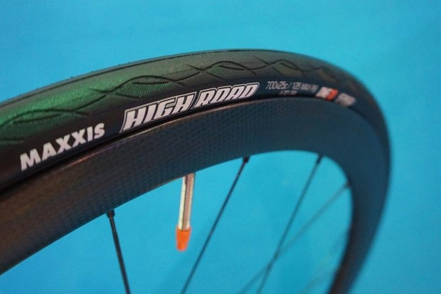 The Maxxis High Road is a brand new tubeless tyre from the brand