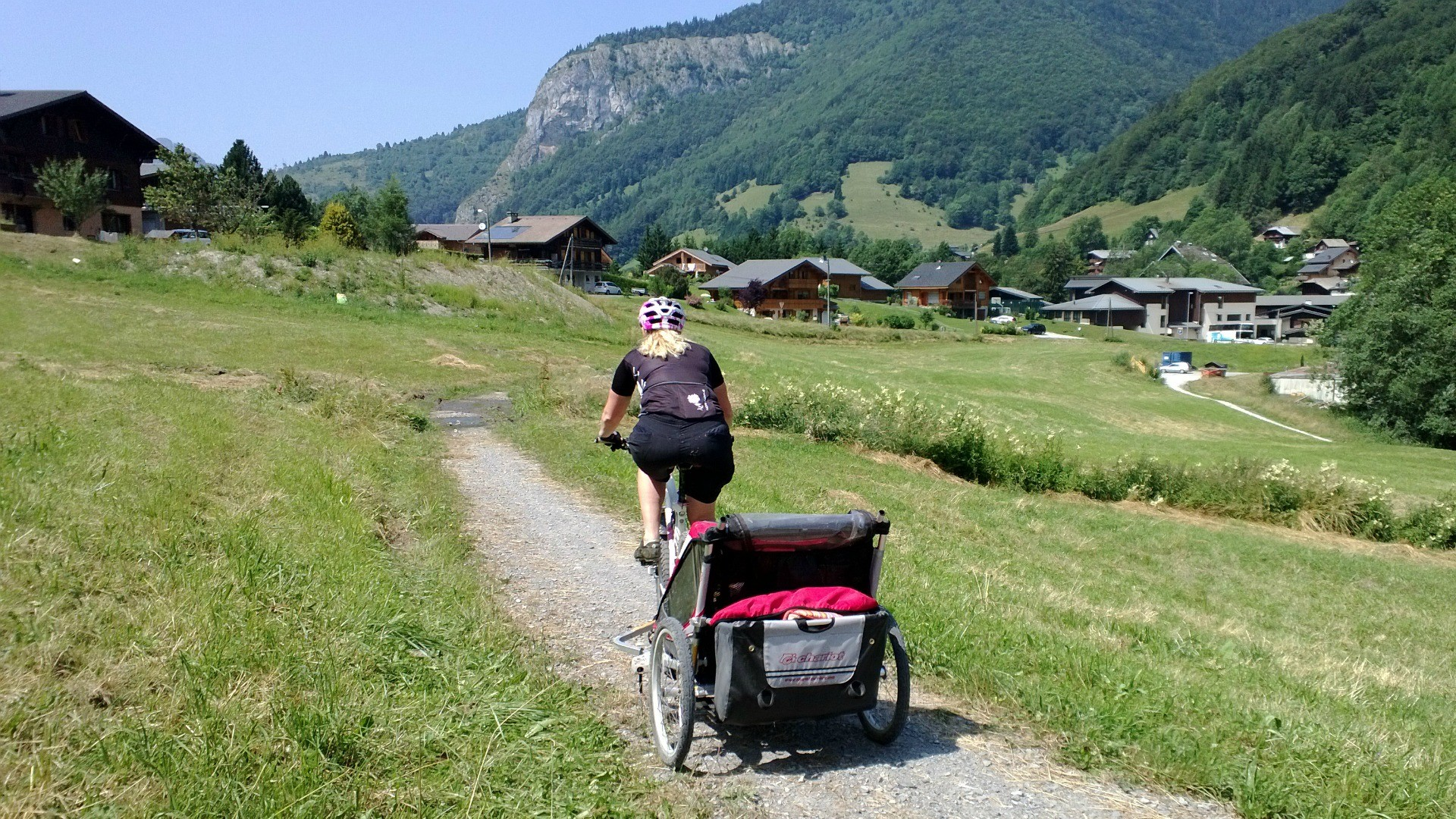 Mountain bike holidays are still a firm fixture on the family holiday calendar