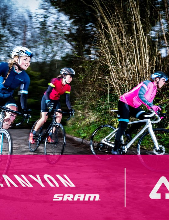 Welcome to BikeRadar's Women's Week